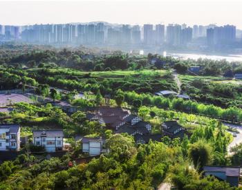 """重庆合川绿色发展新目标:六领域力治六废,建""""无"""