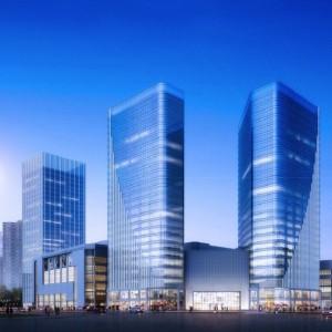 重庆南岸区光电幕墙施工_南岸区外墙玻璃维修-重庆航鸿幕墙公司