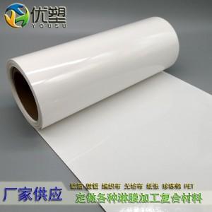 牛皮纸淋膜、白卡纸淋膜、纸张淋膜、牛皮纸复合膜、白卡纸复合膜
