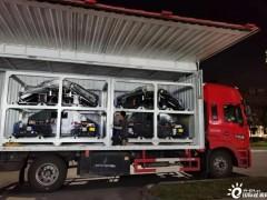 140kg国内最大储氢量 <em>国富氢能</em>首次配套机车系统