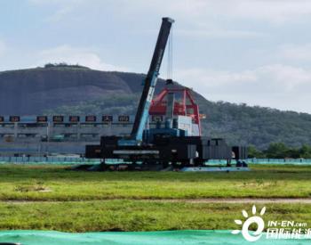 广东广州珠江LNG电厂二期骨干支撑调峰电源项目正式开工建设