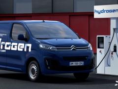雪铁龙推出氢燃料电池车e-Jumpy Hydrogen背后