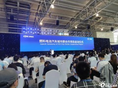 重磅!上海<em>燃料电池汽车城市群</em>合作项目宣布启动!