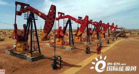 吉兰泰油田累计生产原油超过31万吨