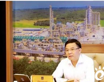 越南国家油气集团今年前5个月利润翻一倍