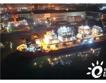 中远海运工程第三次承接<em>巴西</em>石油海工模块运输项目