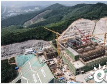 辽宁丹东垃圾焚烧发电项目已基本完工!