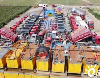 中国石油辽河油田水平井体积