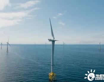 苏格兰最大<em>海上风电</em>场开始供电