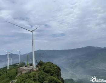 大唐重庆南川山水项目吊装任务圆满完成