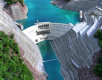 """三维地图看金沙江上的<em>白鹤滩</em>水电站:世界第二大水电站到底有多""""牛""""?"""
