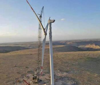 100MW!中亚最大风电场助力哈萨克斯坦新能源布局