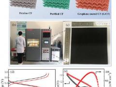 科学家研制出大尺度<em>钒电池</em>石墨烯电极材料
