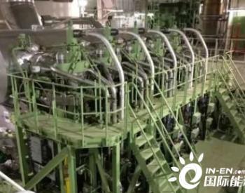 MAN新ME-GA双燃料发动机获首份LNG船订单