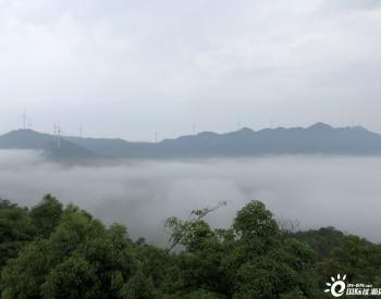 中广核江西赣县茅店79.2MW风电项目全容量并网投产运行