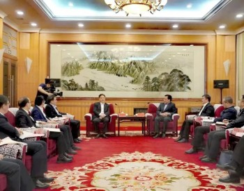 中国华电与青海省人民政府签署战略合作协议