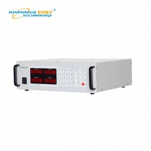 供应6KW380V大功率三相交流变频电源 调压调频电源系列