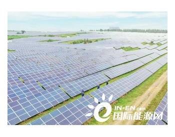 河南鲁山县:打造新能源产业集群 为高质量发展再