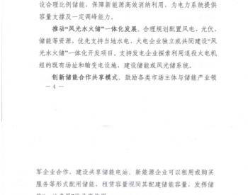 河南省发展和改革委员会 国家能源局河南监管办公室关于加快推动河南省储能设施建设的指导意见