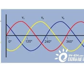 三相电原理和接法,与两相电、单相电的区别