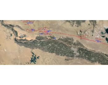 土库曼西部气田地面工程EPCC项目正式签约