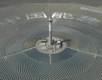 24小时不间断发电!新疆哈密50MW光热项目正式开启