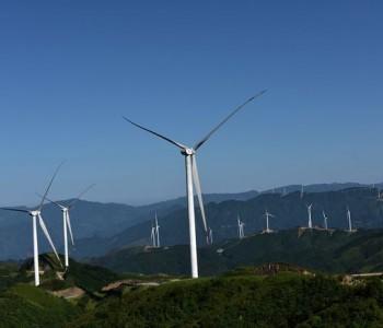 中标丨运达风电中标中国电建新余良山47.5MW分散