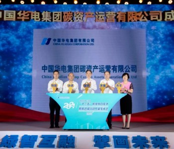 2025年非化石能源装机占比超50%!中国华电发布<em>碳达峰行动方案</em>!