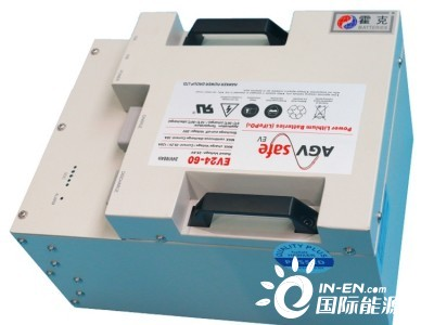 HUADAHAWKER锂电池EV24-40 霍克电池