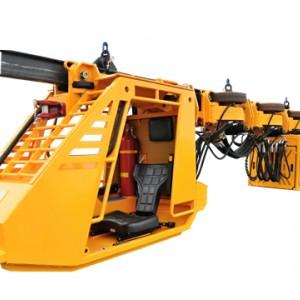 煤矿单轨吊无人驾驶远程遥控驾驶系统