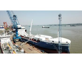 Furetank:在中国造的新船满足IMO2050碳排放目标