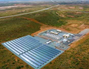 澳大利亚城镇实现100%由太阳能光伏和电池供电