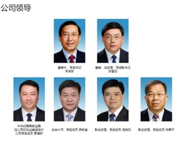 国网副总新任1、免去1,免去的为今年院士增选候选人