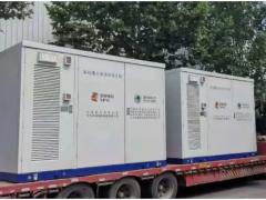 海博思创10MWh液冷储能系统顺利交付!