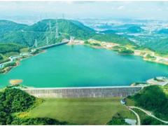 """城市里的""""绿色充电宝"""":记大国重器广东深圳抽水蓄能电站"""