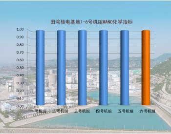 田湾核电6号机组WANO化学指标达到世界先进值水平