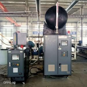 辊筒油加热器,导热油加热器,辊筒温度循环控制机