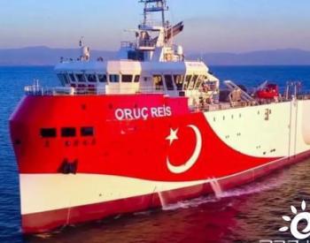 战争一触即发?土耳其实弹军演警告希腊,发誓争夺油气资源
