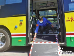 新疆乌鲁木齐44辆新能源公交车上线运营!