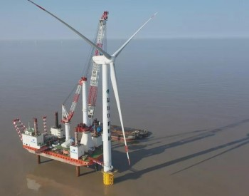 迎风发展创纪录!走进全国首个市属国企的海上风电