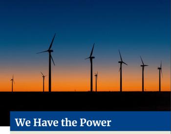 美国风电技术潜力是2020年全美<em>电力消费</em>的87倍!