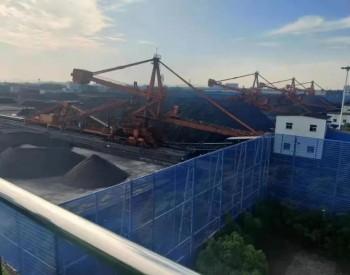 安徽电煤库存提高到313万吨 可用天数基本保持在14天以上