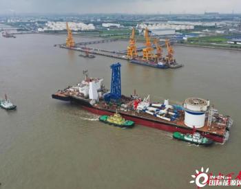 长江引航中心精心引航 助力海上<em>风电项目建设</em>