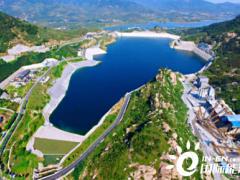 年发电超20亿度 山东费县<em>沂蒙抽水蓄能电站</em>并网发电