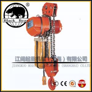 Y7.5t冠亚电动葫芦-冠亚电动环链葫芦起重机配套