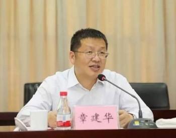 国家能源局局长章建华:奋力谱写统筹电力发展