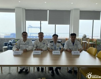 华南液化气新造5500方LPG船迎来上船台重要节点