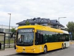 开辟欧洲新市场!比亚迪全新15米纯电动大巴首次交付芬兰