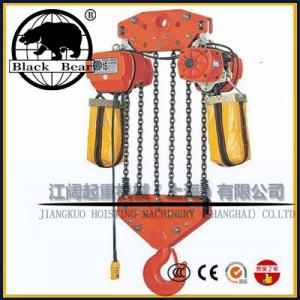 台湾冠亚电动葫芦Y15t-快慢速冠亚电动葫芦