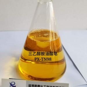 金属防锈剂专用 三乙醇胺油酸皂 厂家直销 山东鹏鑫